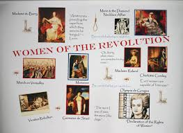 reflections on women of the revolution by julie congdon a  this comment just in