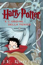 harry potter and the order of the phoenix italy