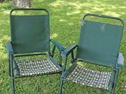 diy camping chair repair simple