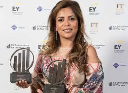 Poonam Gupta wins EY Entrepreneur Of The Year 2019 Scotland - Scottish  Business News