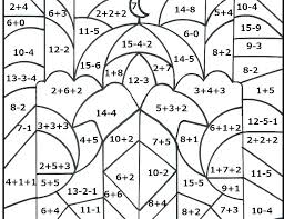 Middle School Math Coloring Worksheets Nlchamberinfo