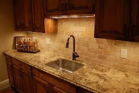 ... photo of kitchen tile backsplash ideas ...
