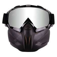 Motorcycle Bicycle Goggles Black Motorcycle Goggles ...