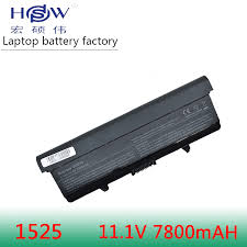 HSW <b>9CELL 7800MAH Laptop Battery</b> FOR Dell GW240 297 ...
