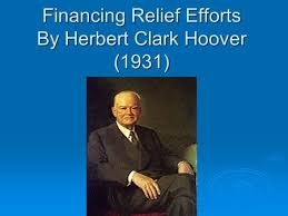 「President Herbert Hoover's administration in 1931」の画像検索結果