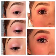 makeup tutorial s you need to achieve this pretty in pink look middot simple everyday eyeliner tutorial for beginners