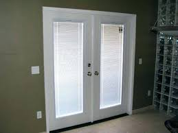 french patio doors medium size of with blinds between glass pella built in wood