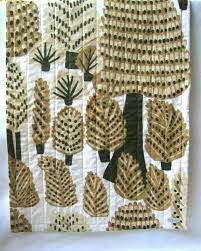 Organic Baby Quilts – boltonphoenixtheatre.com & Baby Quilt Marimekko Organic Modern Bedding Pine Forest Dwellers In Natural  Nougat Brown Out Of Print Adamdwight.com
