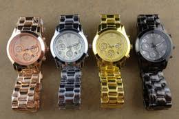 discount mens coloured watches 2017 mens coloured watches on fashional luxury watch watch gold watches balck watch 3 eyes mens wristwatch women watch 4 colours in stock