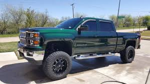 chevy trucks 2015 lifted. ricemanjw 1 year ago 0 2015 green lifted chevy trucks y