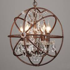 amazing home adorable sphere light fixture on rustic orb chandelier lamp wood pendant lighting candle