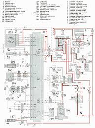 volvo 740 1989 wiring diagrams lh jetronic 2 2 b230ft