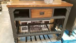 industrial wood furniture. Whalen 48 In Industrial Wood Metal Work Bench! $199!!! Furniture D