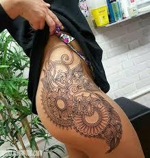 Henna Hip Designs Pin By Ryan Mike On Inked Mandala Hip Tattoo Hip Tattoos