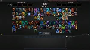 dota 2 games that we play