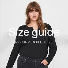 Vero Moda Size Chart Sizeguide