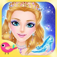 princess salon cinderella makeup dressup spa and makeover s beauty salon games cheats
