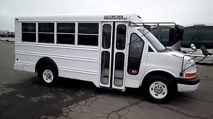 Used Bus For Sale - 2004 Chevrolet Collins Bantam Daycare Mini Bus ...