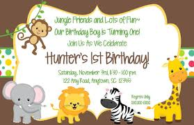 Free Printable Safari Birthday Invitations Safari Theme Invitation Rome Fontanacountryinn Com