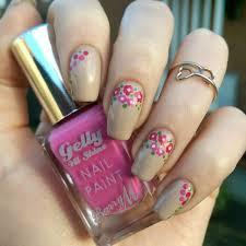 27+ Floral Nail Art Designs, Ideas | Design Trends - Premium PSD ...