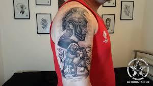 наплечник гладиатора тату тату гладиатор значение мужские эскизы
