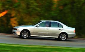 2001 BMW 5 Series - Information and photos - ZombieDrive