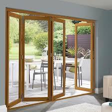 Buen Aislamiento Exterior De Aluminio Mejor Precio Plegable Y Puertas Correderas Aluminio Exterior