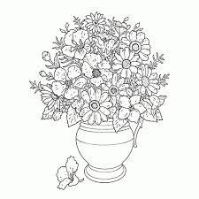 25 Idee Kleurplaten Voor Volwassenen Bloemen Mandala Kleurplaat