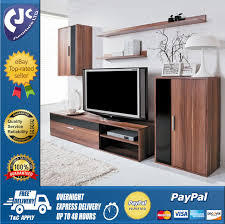 Wall Hung Cabinets Living Room Living Room Units Furniture Ebay