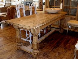 rustic kitchen table with bench. Image Of: Rustic Kitchen Tables And Chairs Sets Table With Bench