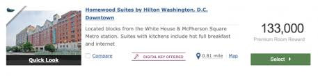 Your Guide To Booking Award Nights With Hilton Honors