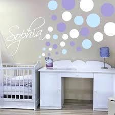 nursery stickers polka dot wall decals decal girl for baby room uk nursery stickers boy ireland wall tree