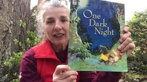 One Dark Night, by Lisa Wheeler, Illustrated by Ivan Bates; 2003; Read by  Denise Bonin - YouTube
