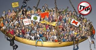 """Resultado de imagen para """"El TTIP es la Constitución de las multinacionales"""""""