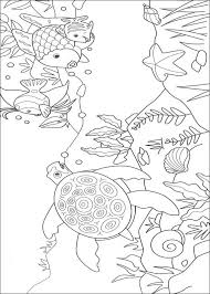 Small Picture Kids n funcom 12 coloring pages of Rainbow Fish