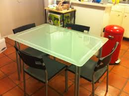 glass dining table ikea. image of: ikea glass dining table austin craigslist 35 b