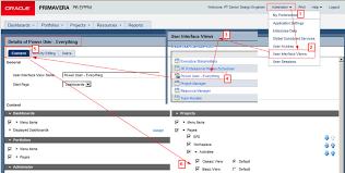 Primavera P6 Web Gantt Chart Features Primavera Tips And