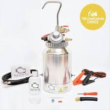 evap smoke machine diagnostic emissions vacuum leak detector tester with adapter 605620262762