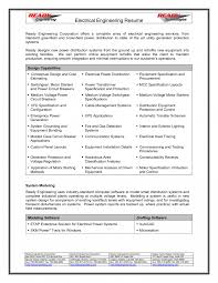 Resume Templates That Stand Out Engineering Resume Templates Word Yun100 Co Electrical Site 71