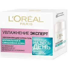 Гель-<b>крем Loreal Трио</b> актив для нормальной кожи, 50 г | Магнит ...