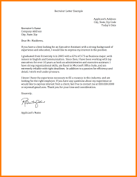 11 Cover Letter To Recruiter Example Hostess Resume