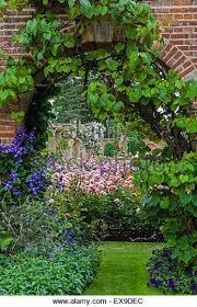 Small Picture Castle Garden Gardens Border Stock Photos Castle Garden Gardens