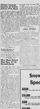 Myra K obit - Newspapers.com