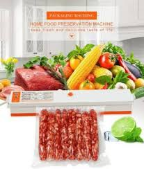 Techtest Automatic Vacuum Sealer <b>Food</b> Packing Storage ...