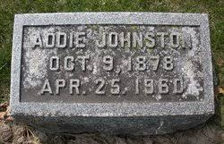 Addie Tucker Johnston (1878-1960) - Find A Grave Memorial