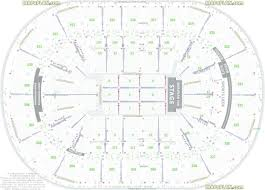 Alpine Valley Detailed Seating Chart With Seat Numbers Sands Bethlehem Event Center Seating Chart