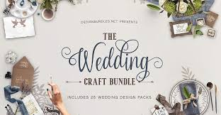 All contents are released under creative commons cc0. The Wedding Craft Bundle Design Bundles