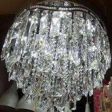 modern fancy hanging chandelier