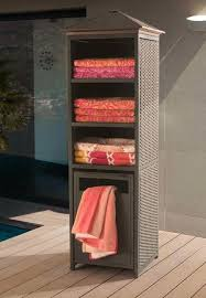 spa towel storage. Outdoor Pool And Spa Towel Valet The Storage Cabinet Provides Ample Space . N
