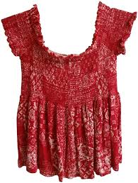 rue 21 plus size clothes rue 21 red shirt night out top size 16 xl plus 0x tradesy